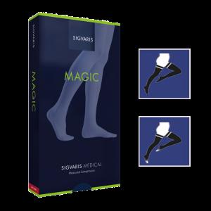 959b070dab3d65 Magic pończochy przeciwżylakowe SIGVARIS - odkryte palce